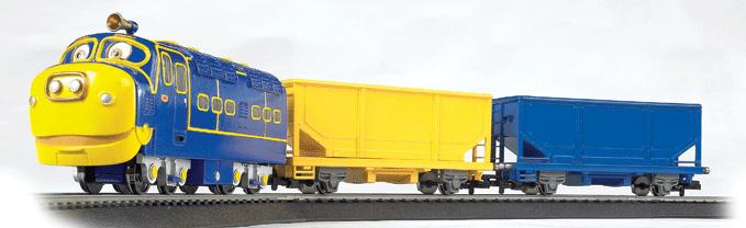 Chuggington - Brewster Caper Train Set