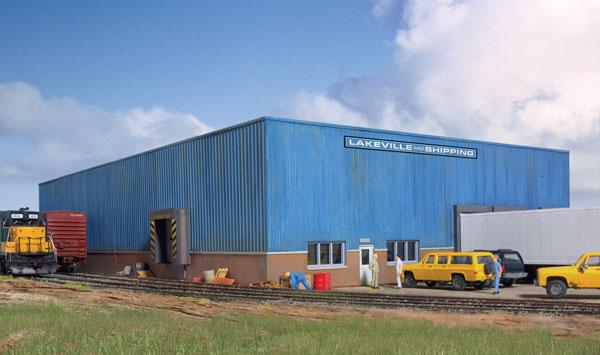 Lakeville Modern Warehouse