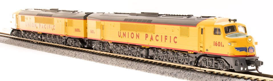Union Pacific (ordered by UP but never built)