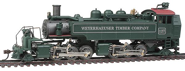 Weyerhaeuser Timber Co.