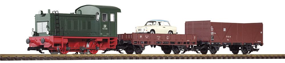 DR, V20 und 2 Wagen