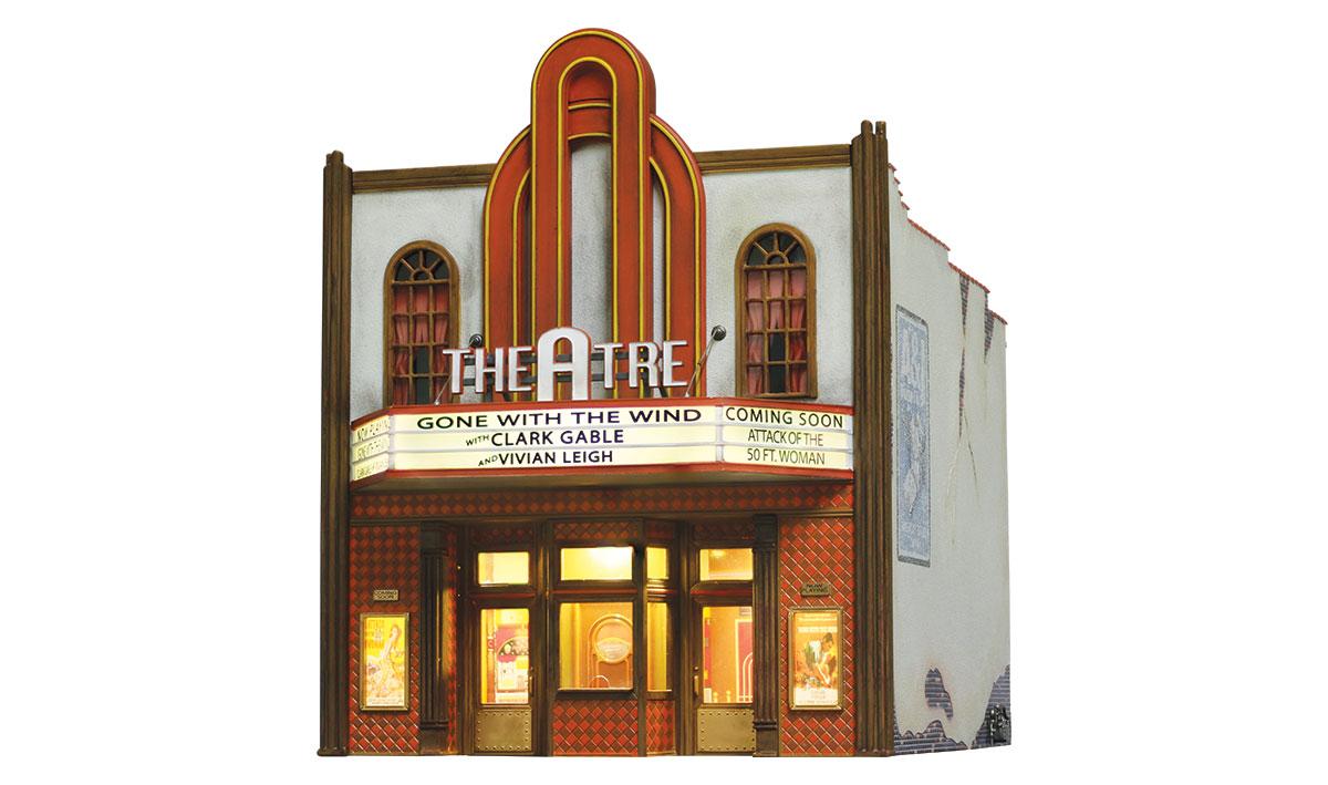 Theatre w/lights