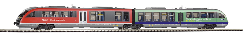 DB Regio Westfrankenbahn