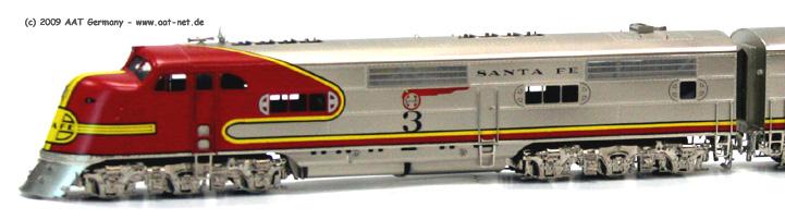 EMD E1 Units