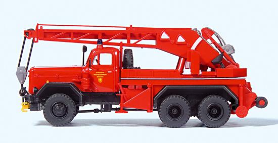 Magirus 250 D 25A Kranwagen