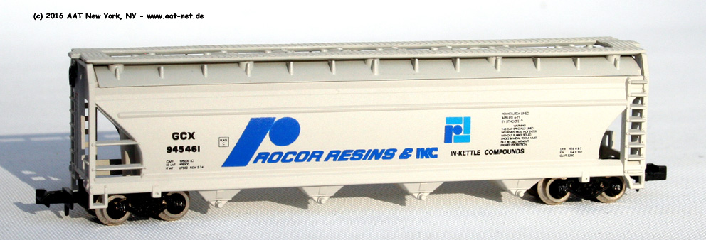 Rocor Resins / GCX