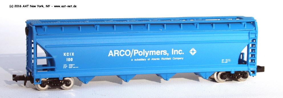 ARCO Polymers / KCIX
