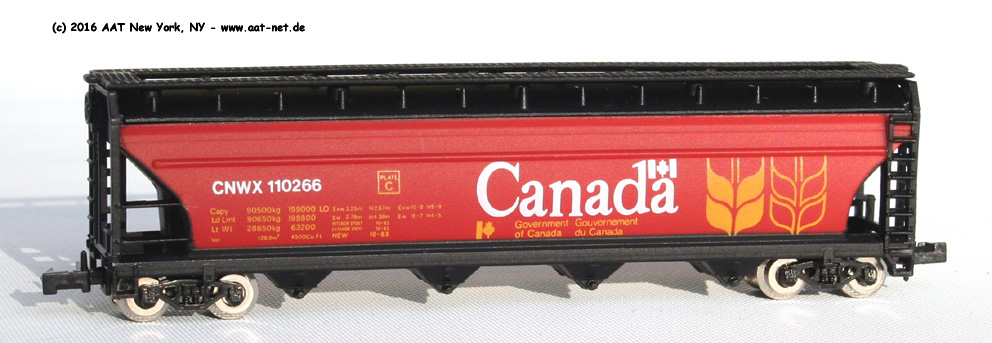 CNWX / Red Canada