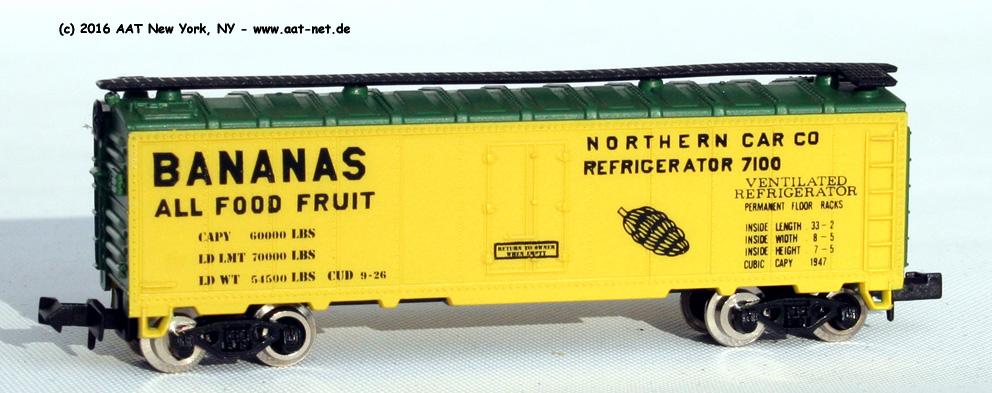 NRCX / Bananas