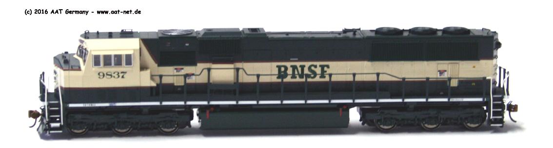 BNSF (Executive Scheme)