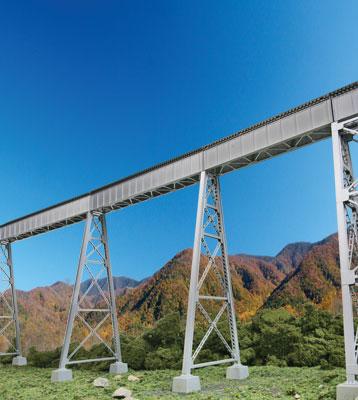Steel Railroad Bridge Tower Bent (2)