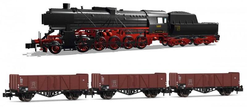 SAAR-Eisenbahnen