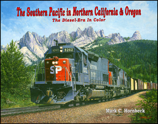 Southern Pacific in Northern California & Oregon