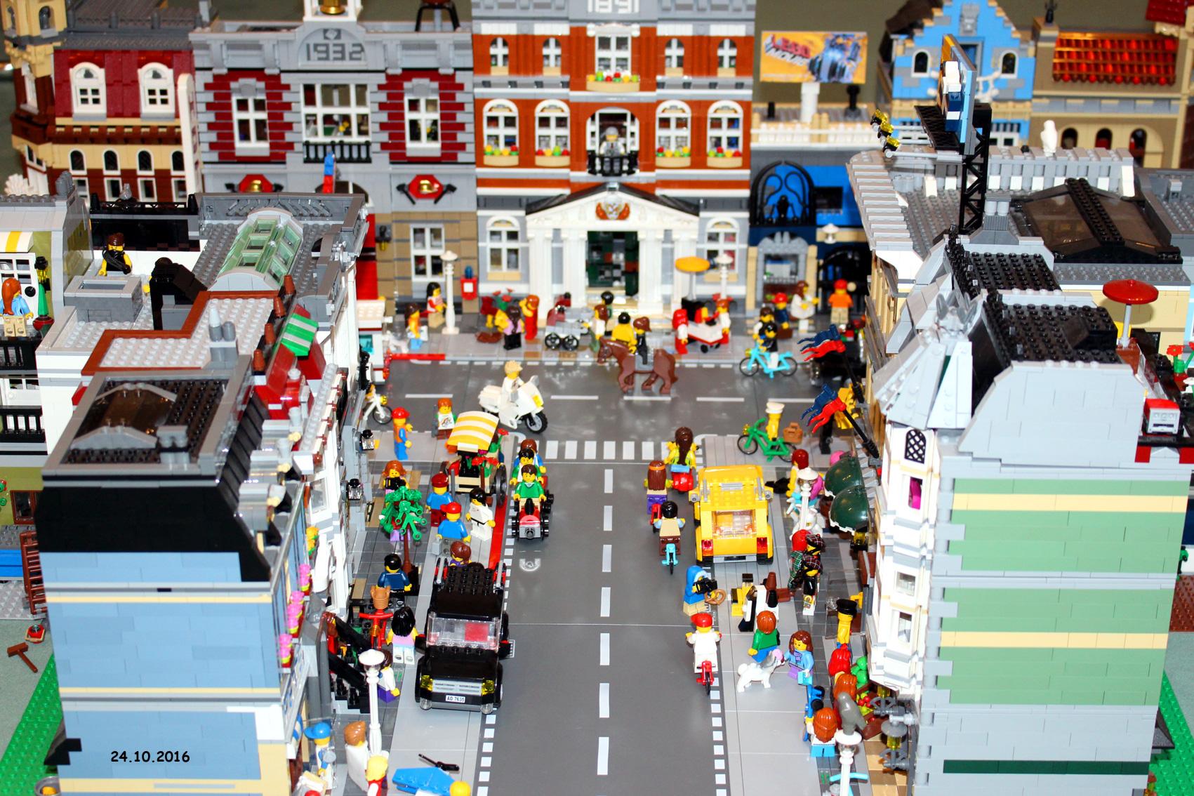 Lego City 01-2016