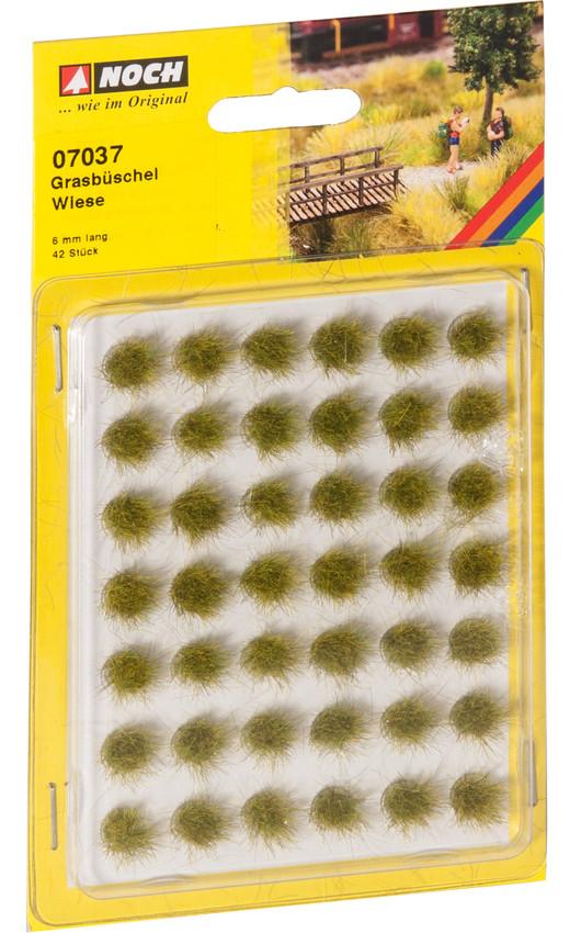 Grasbüschel Wiese (42 Stück)