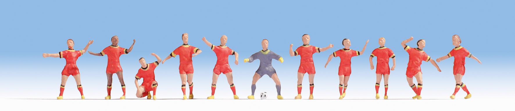 Fußballteam Belgien