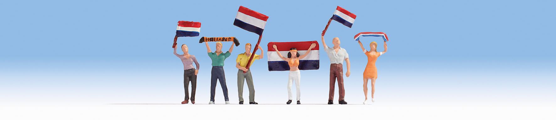 Niederländische Fans