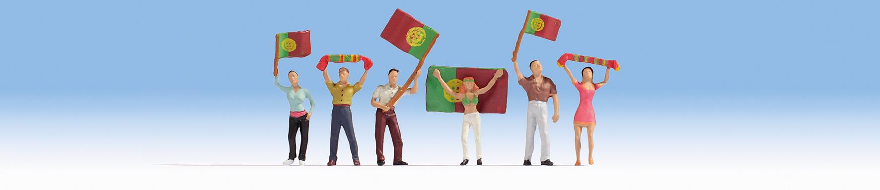 Portugiesische Fans