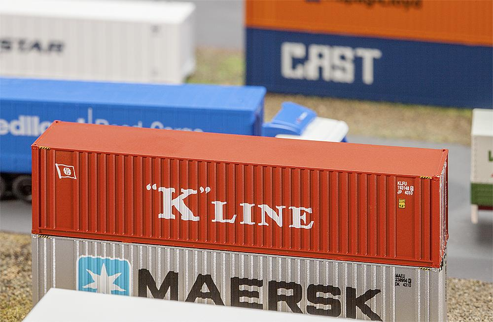 40´ Container - K-Line
