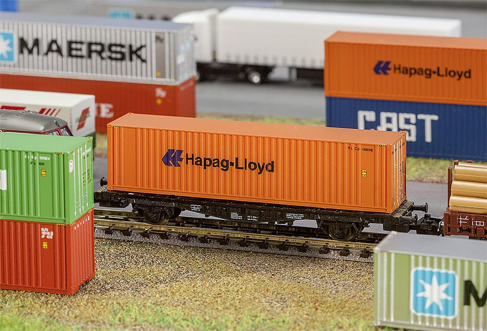 40´ Container - Hapag Lloyd