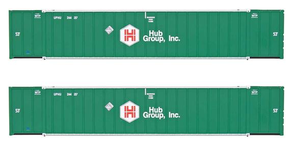 Hub Group / UPHU