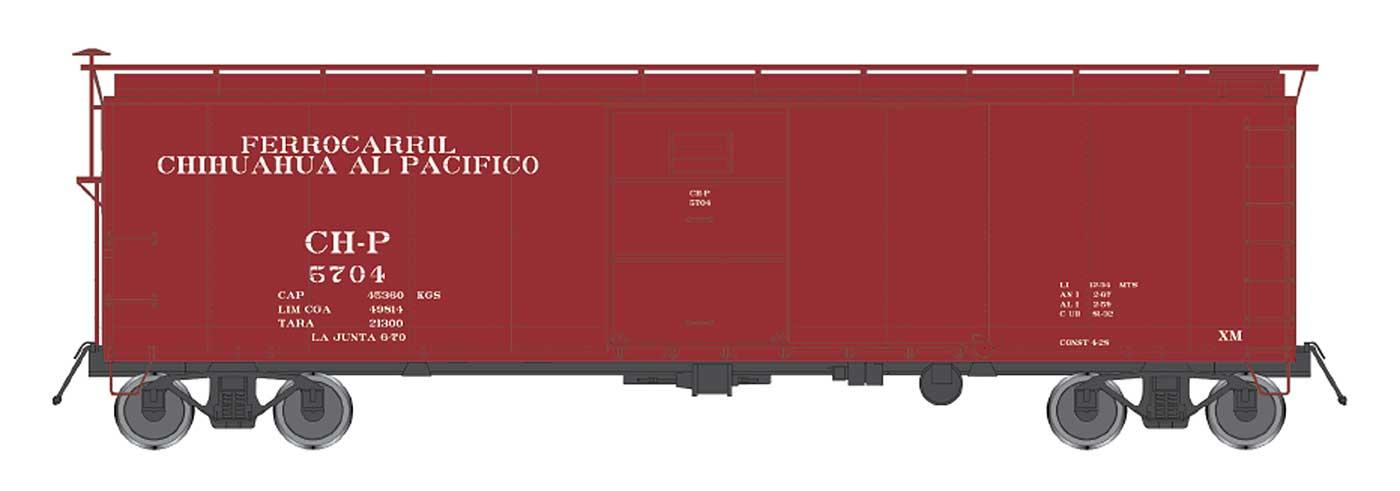 Ferrocaril de Chihuahua al Pacifico