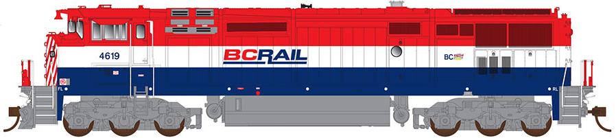 British Columbia Rail