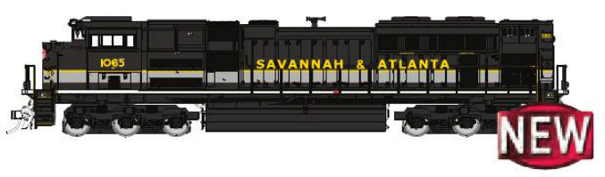 NS / Savannah & Atlanta