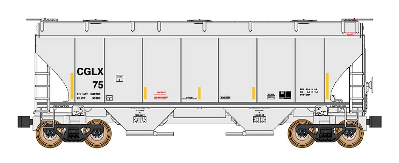 GATX Rail Canada / CGLX