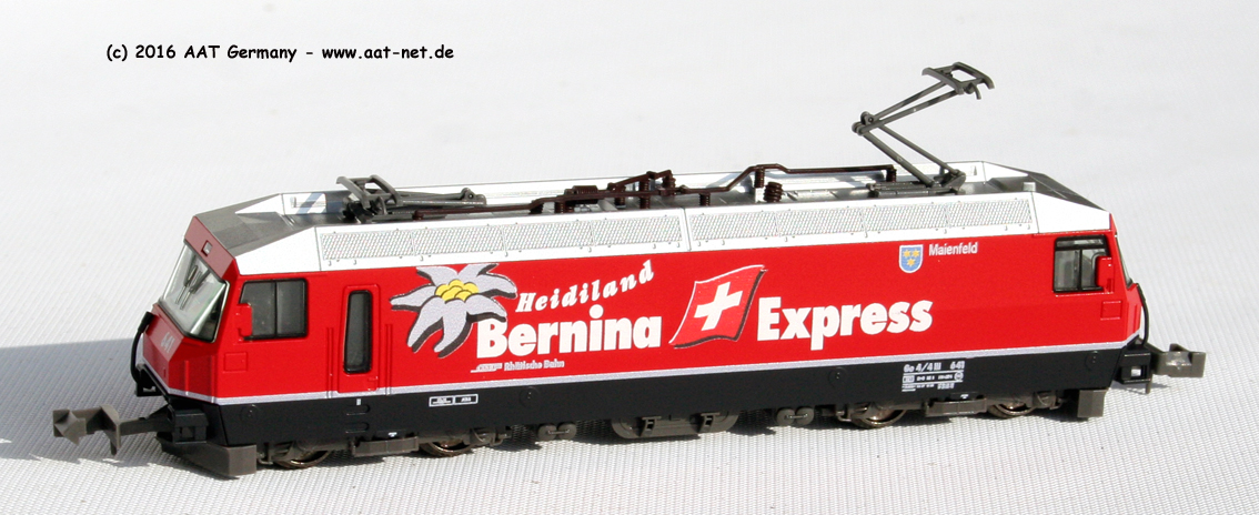"RhB ""Bernina Express"""