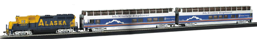 McKinley Explorer, ARR