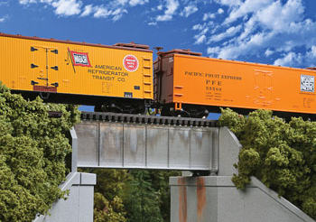 30ft Single Track Deck Girder Bridge