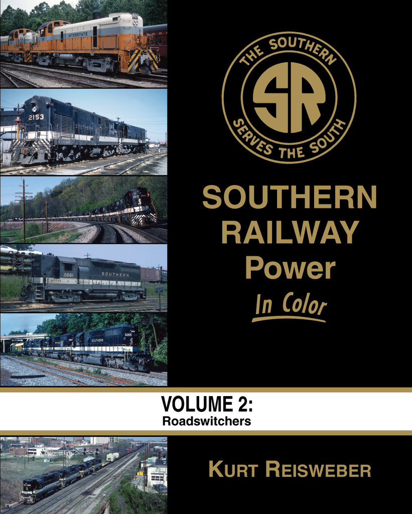 Southern Railway Power, Vol. 2