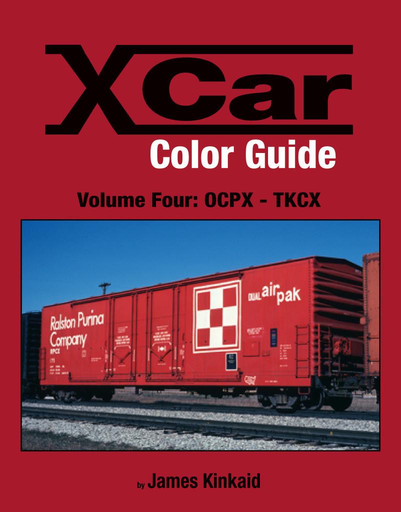 X-Car Color Guide Vol. 4
