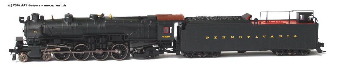 PRR 4-8-2 M1a/b
