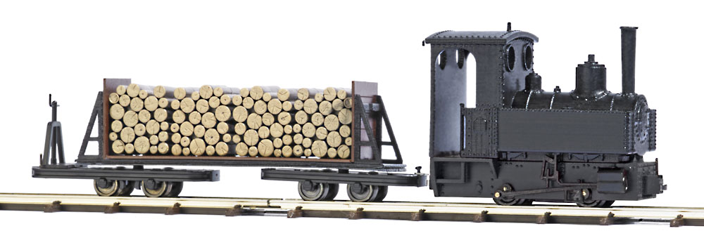 Feldbahn-Start Set mit Dampflok