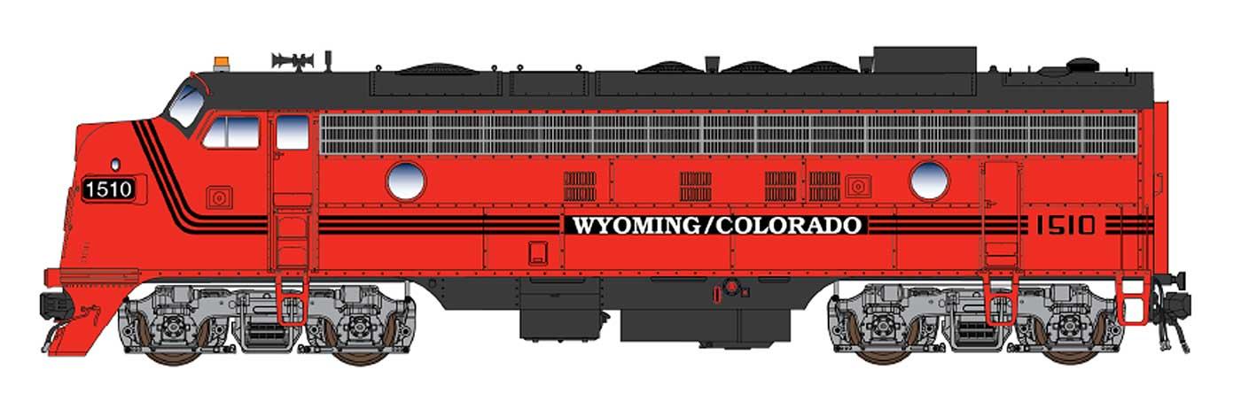 Wyoming & Colorado