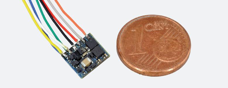 LokPilot Fx Nano Funktionsdecoder