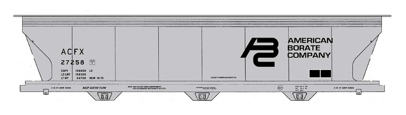American Borate Company / ACFX