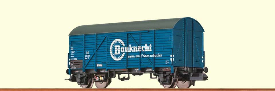 DB / Bauknecht