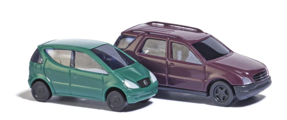 Mercedes-Benz A-Klasse & M Klasse