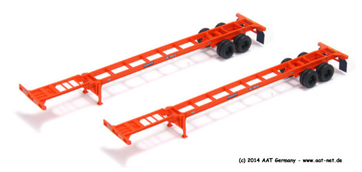 48` Container Chassis