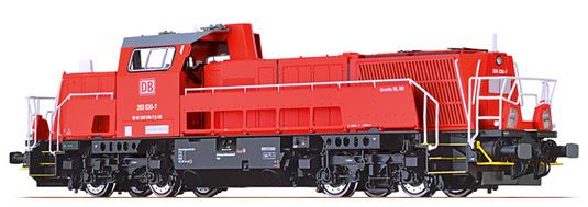Diesellokomotiven H0