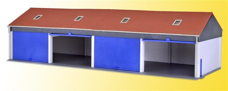 Garagen für 4 LKW