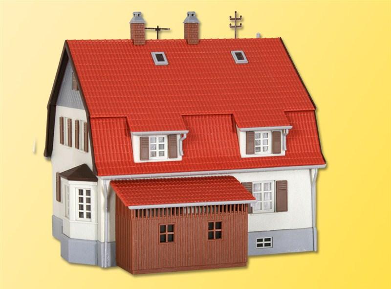 Wohnhaus mit Erker