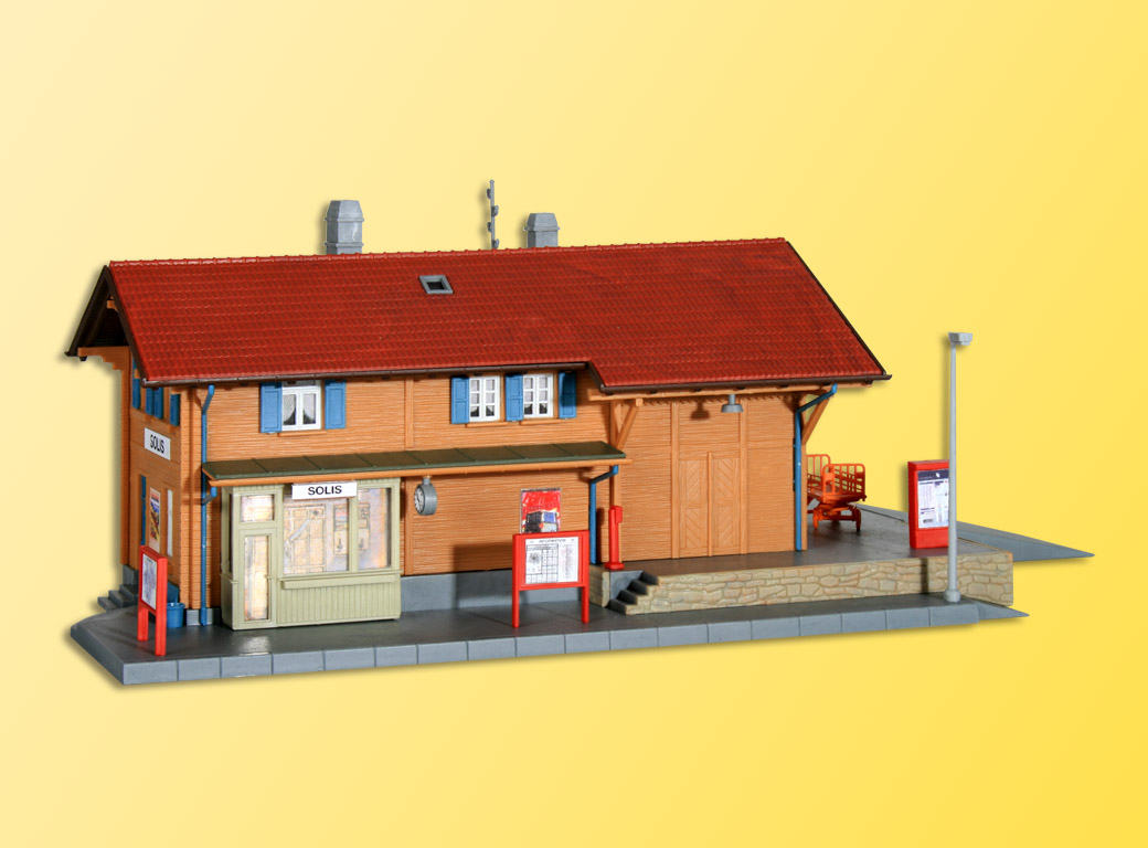 Bahnhof Solis