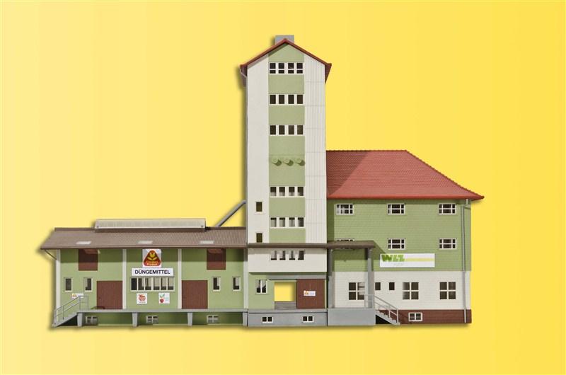 WLZ Lagerhaus