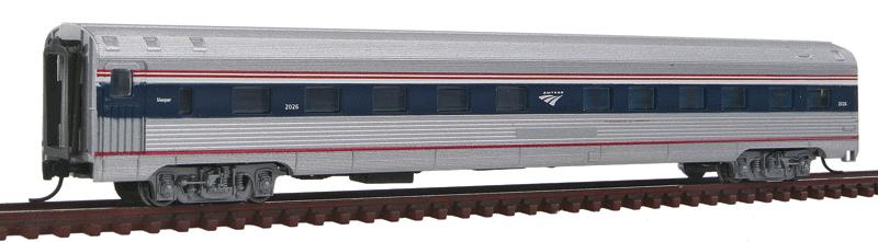 Amtrak, Phase V