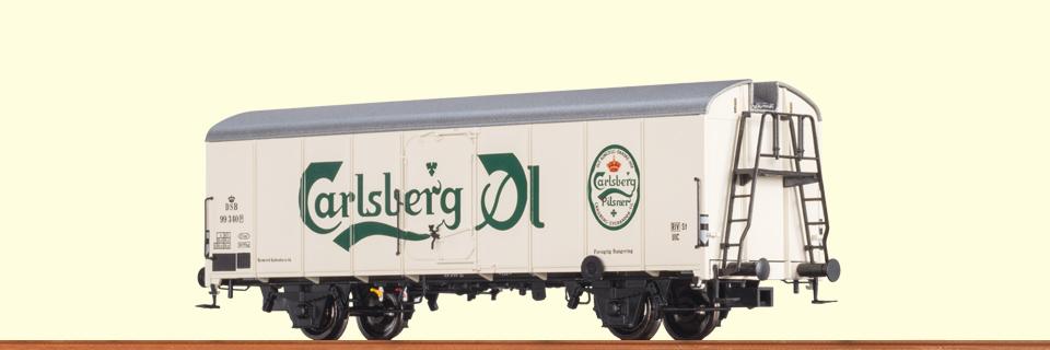 DSB / Carlsberg