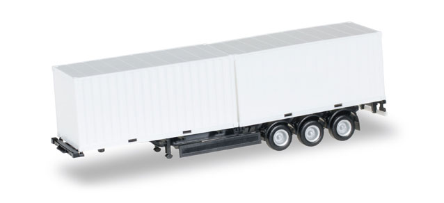 40ft. Containerchassis